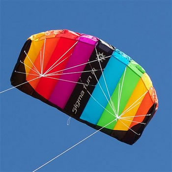 Elliot Power Kites